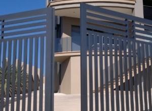 Ремонт распашных ворот