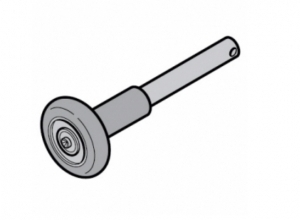 Ходовой ролик, Тип KS, оцинкованный Hormann