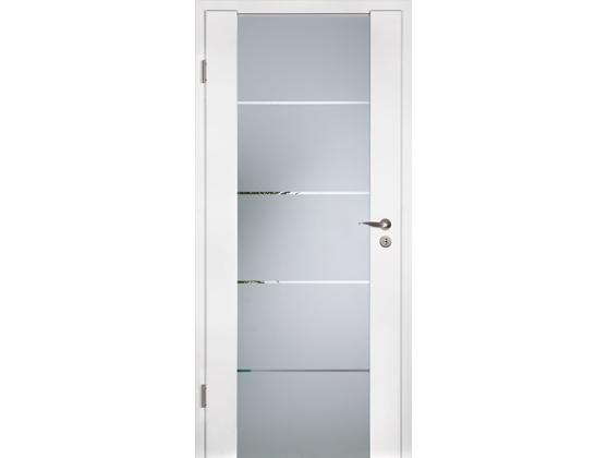 Межкомнатная дверь DesignLine Rail 1