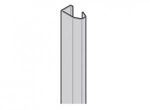 Вертикальная ходовая шина Без отверстий Hormann (3092887)