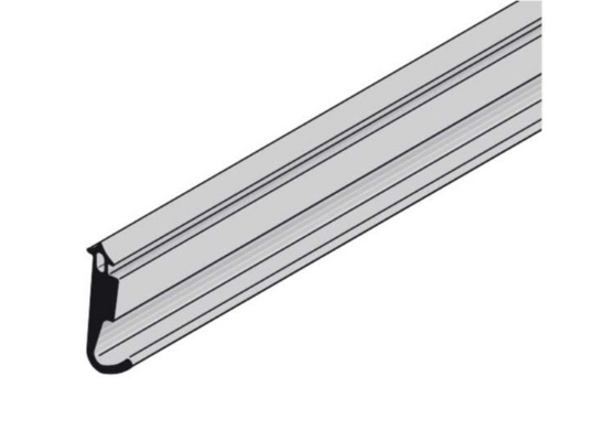 Уплотнение упора для ворот с калиткой, сбоку Hormann (3046482)