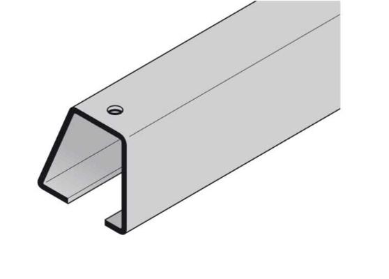 Приемная шина для напольного уплотнения Hormann (3041117)
