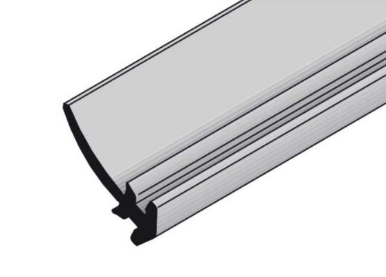 Уплотнение фальш-панели, заподлицо для ворот, HG 058 Hormann (4005281)