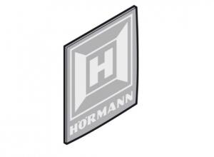 Табличка с логотипом Hormann (3062274)