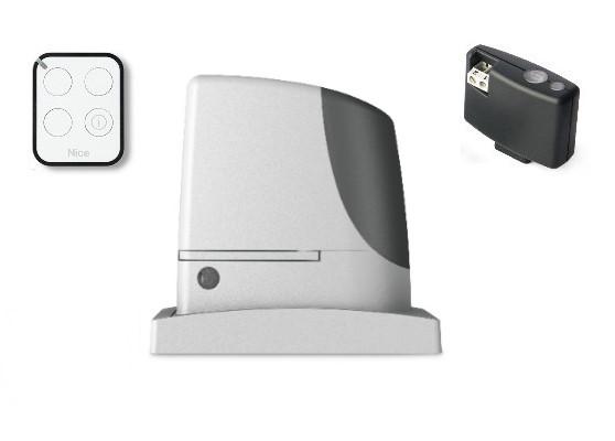 Автоматика для откатных Nice RUN1500BDKIT (комплект)