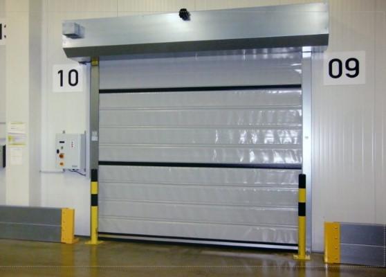 Гибкие скоростные ворота Hormann V 4015 ISO L