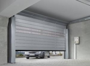 Скоростные спиральные ворота Hormann HS 7030 PU 42 2000 х 2000