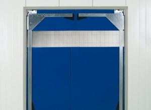 Маятниковые промышленные ворота Hormann PFT (одностворчатые тяжелое исполнение) 1000 х 2000
