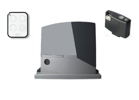 Автоматика для откатных ворот Nice RB600BDKIT (комплект)