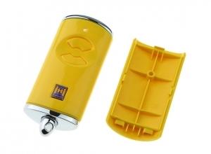Корпус пульта HSE2-BS (желтый)
