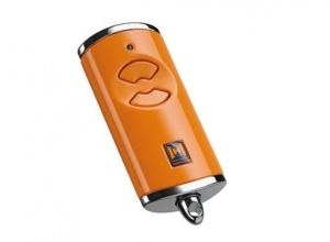 Пульт для автоматики Hormann HSE 2 BS (оранжевый)