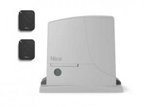 Автоматика для откатных ворот Nice ROX 1000 KIT (комплект)