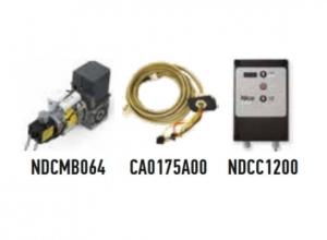 Автоматика для промышленных секционных ворот NICE SW7020230KEKIT1 (комплект)