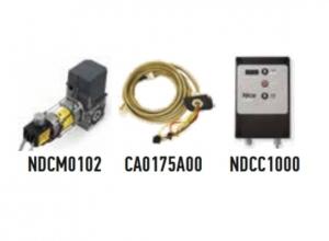 Автоматика для промышленных секционных ворот NICE SD14020400KEKIT1 (комплект)