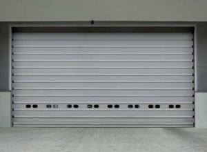 Скоростные складчатые ворота Hormann F 14005