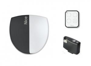 Автоматика для гаражных секционных ворот NICE SN6041KCE (комплект)