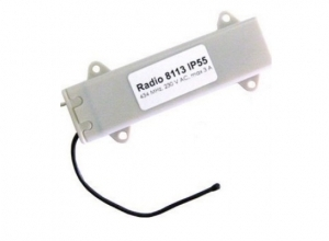 Радиоуправление одноканальное Nero Radio 8113 IP 55