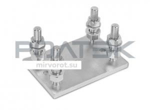 Подставка Ролтэк регулировочная М12 МИКРО (Код: 061)