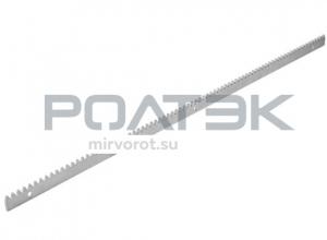 Рейка Ролтэк зубчатая 30x8 мм (Код: 491)
