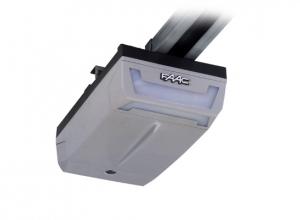 Автоматика для гаражных секционных ворот FAAC D700 HS (комплект)