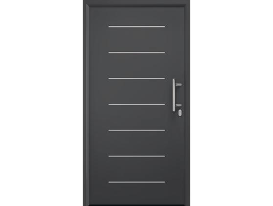 Входная дверь Hormann Thermo65 Мотив 015