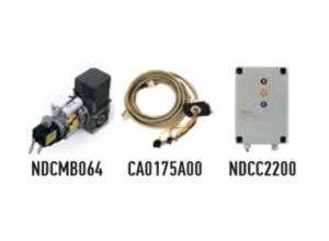 Автоматика для промышленных секционных ворот NICE SD7024400KEKIT (комплект)