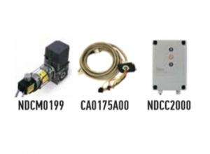 Автоматика для промышленных секционных ворот NICE SD10024400KEKIT (комплект)