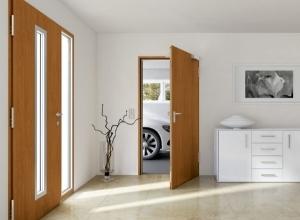 Огнестойкая дверь с защитой от взлома WAT