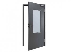 Стальные двери и двери из нержавеющей стали STS / STU