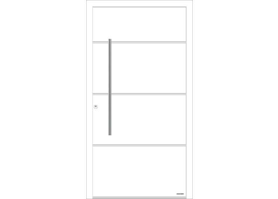 Входная дверь Hormann ThermoSafe Мотив 898