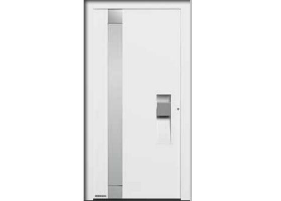 Входная дверь Hormann ThermoCarbon Мотив 306