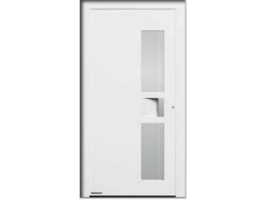 Входная дверь Hormann ThermoCarbon Мотив 312