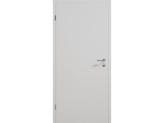 Межкомнатная дверь ConceptLine Duradecor, ультраматовая, светло-серый RAL 7035